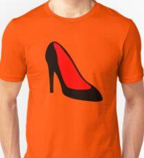 High Heel Shoe Unisex T-Shirt