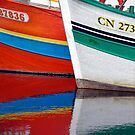 Two Fishing Boats by cclaude