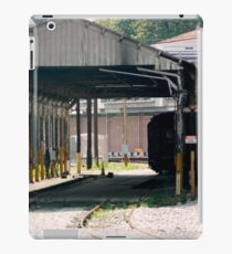 Railroad Yard iPad Case/Skin