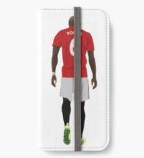 Vinilo o funda para iPhone Paul Pogba Manchester United Regresar