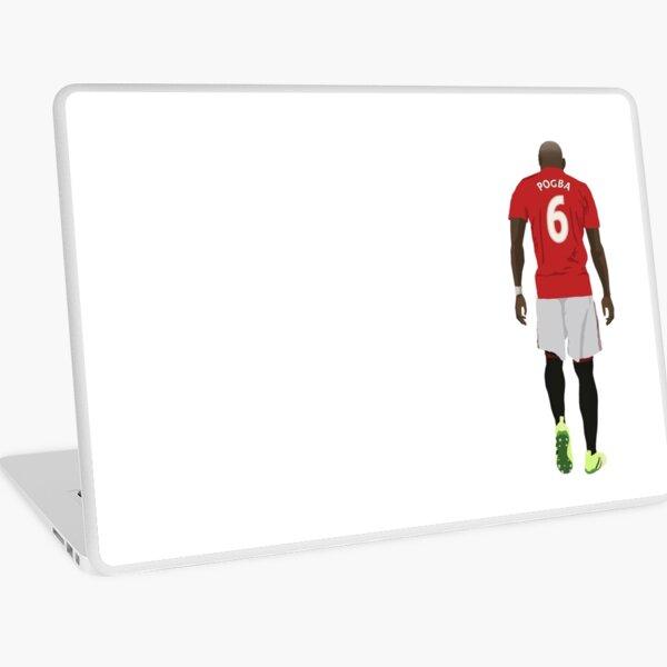 Paul Pogba Manchester United Return Laptop Skin