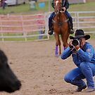Smile for the camera by Barrie Collins