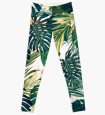 Tropical blossom Leggings