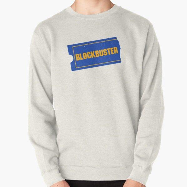 Blockbuster Video Logo Pullover Sweatshirt