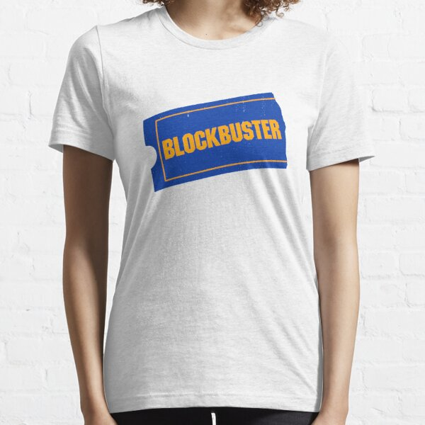 Blockbuster Video Logo Essential T-Shirt