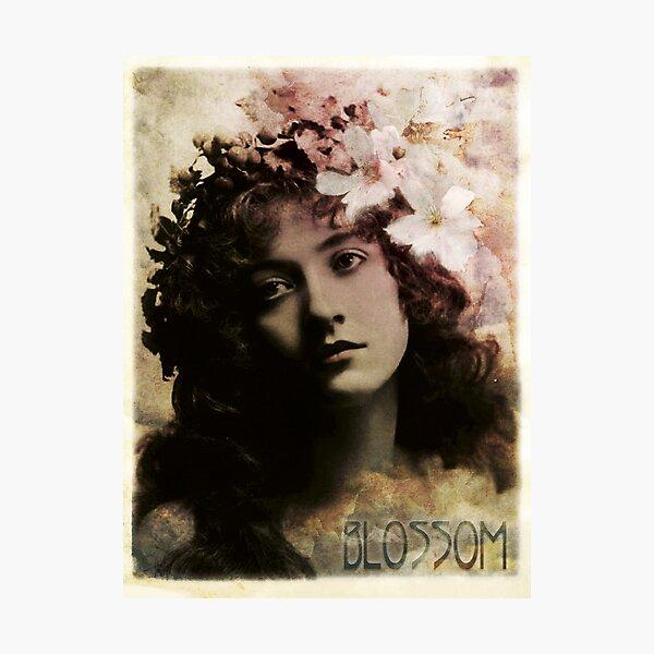 Blossom - Experiment 2 Photographic Print