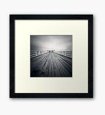 pier ll Framed Print