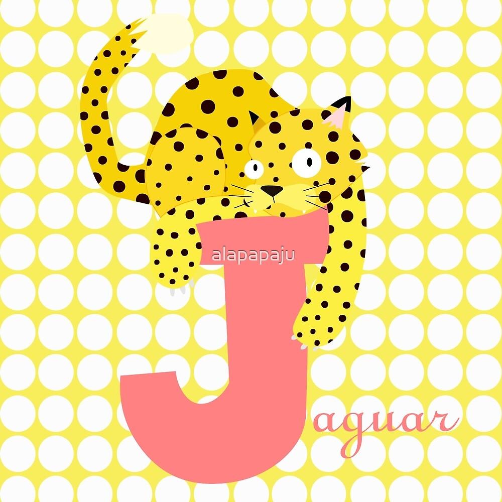 j for jaguar by alapapaju