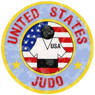 JUDO U.S.A. American Judo by Deadscan
