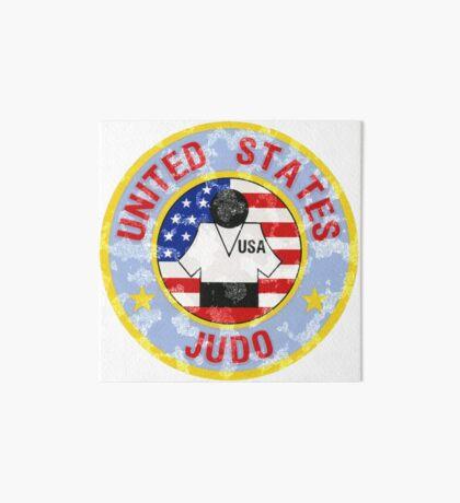 JUDO U.S.A. American Judo Art Board