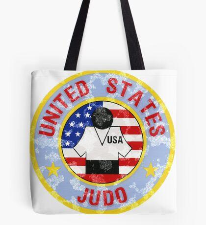 JUDO U.S.A. American Judo Tote Bag