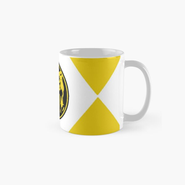 Go Go Yellow Ranger Classic Mug