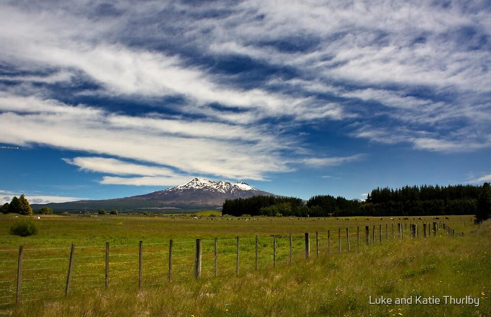 Mount Ruapehu by Luke and Katie Thurlby