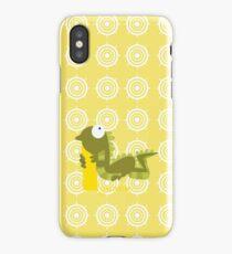 i for iguana iPhone Case