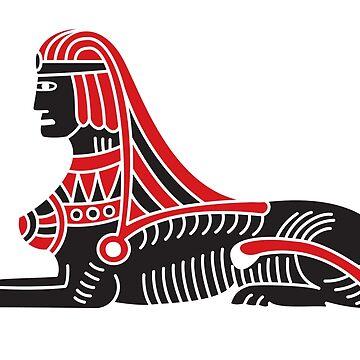 sphinx   by kislev