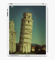 The Leaning Tower of Pisa iPad Case/Skin