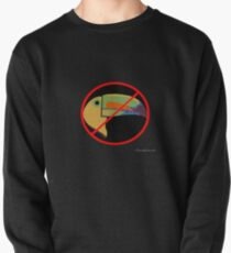 make it stop Pullover Sweatshirt