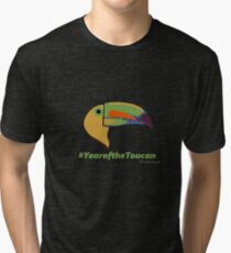 Year of the Toucan! Tri-blend T-Shirt