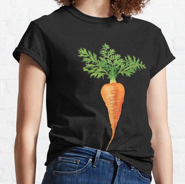Succulent Fresh Carrot Classic T-Shirt