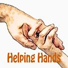 Helping Hands by bevgeorge