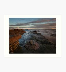 Dunnet Head, Caithness, Scotland Art Print