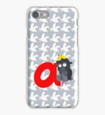 a for ape iPhone Case/Skin