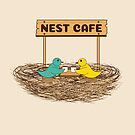 Nest Cafe by chyneyee