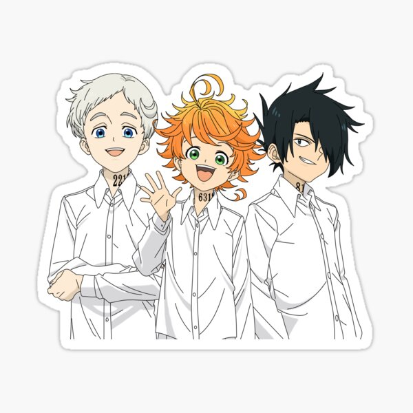 The Trio - TPN Sticker