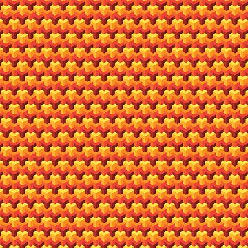 Hot Triad Pattern by codyjoseph