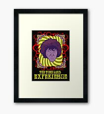 The Time Lord Experience Framed Print