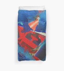 Catharsis No. 4 Love Duvet Cover
