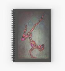 Yoga Art 2 Spiral Notebook
