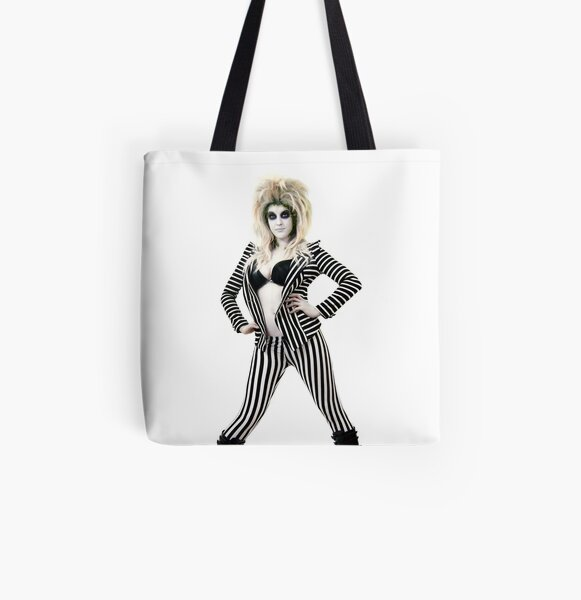 Ghost with the Most All Over Print Tote Bag