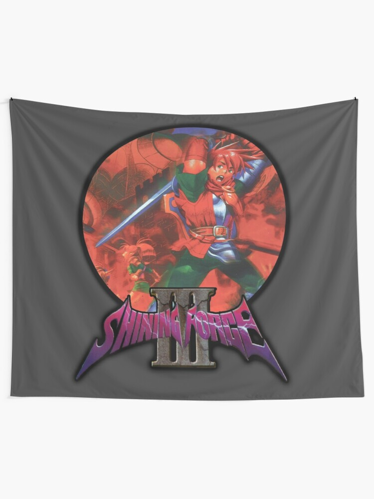 Shining Force 3 | Wall Tapestry