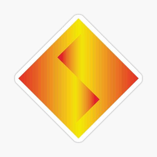 Iconic Sony Logo Sticker
