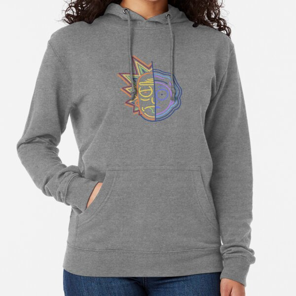 Abstract Rick Lightweight Hoodie