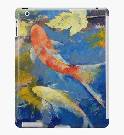 Autumn Koi Garden iPad Case/Skin