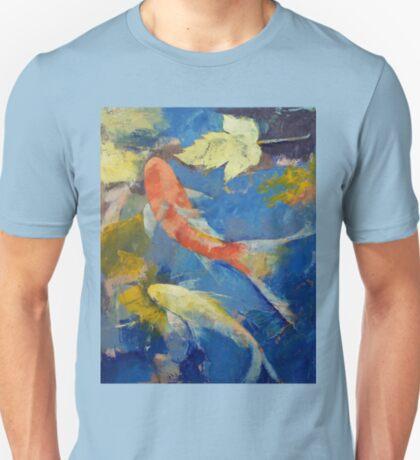 Autumn Koi Garden T-Shirt