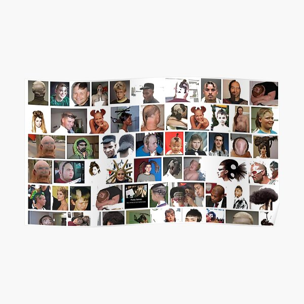 #people, #portrait, #girls, #boys, #men, #males, #face, #crowd Poster