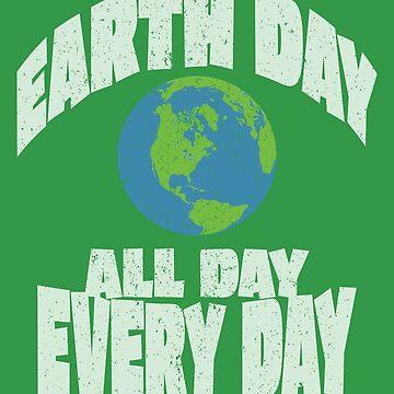 Earth Day  by AhuvaR