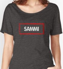 Sammi (Jersey Shore) Women's Relaxed Fit T-Shirt