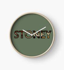 Stoney v2 Clock