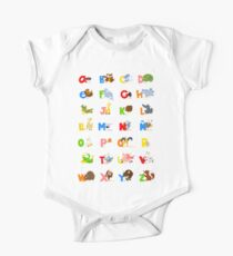 ABC (spanish) Kids Clothes