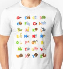 ABC (spanish) Unisex T-Shirt