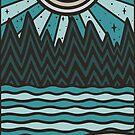 UP NORTH by Dylan Morang