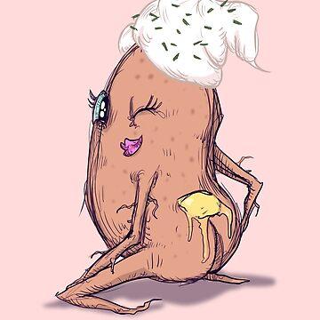 Sexy Potato by LVBART