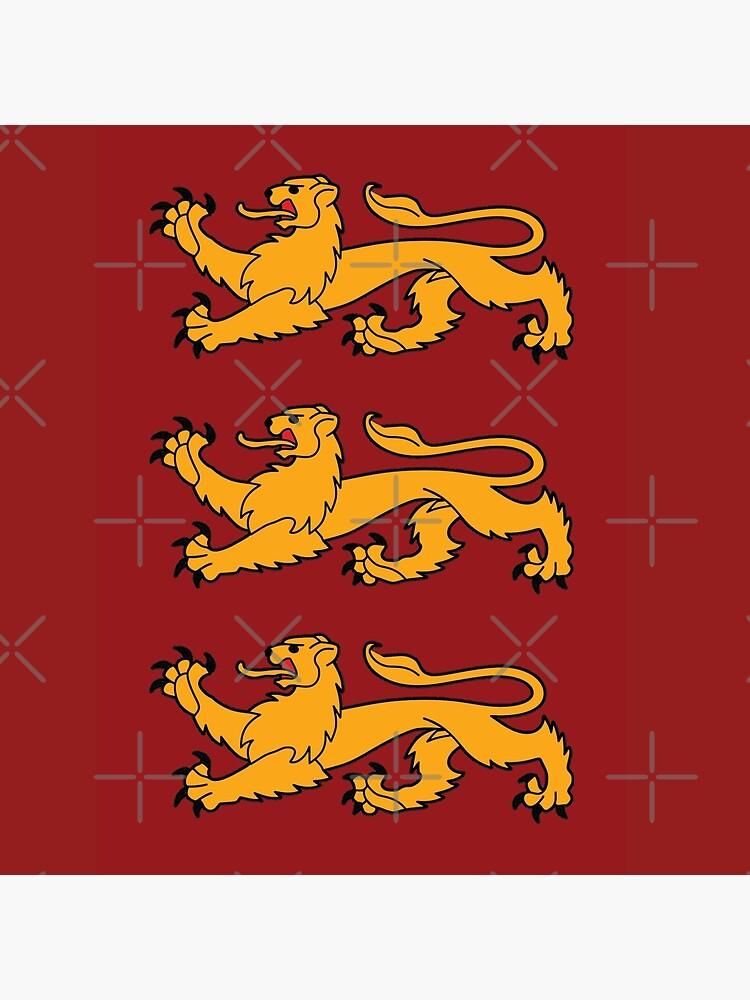 England coat of arms by ryaneliz91