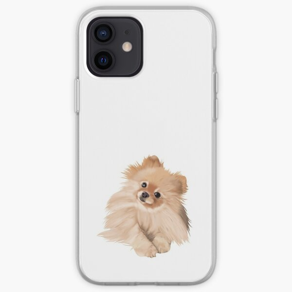 Pomeranian iPhone Soft Case