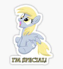 I'm special! Sticker