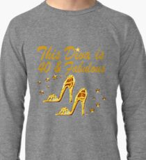 Sudadera ligera GORGEOUS GOLD 40TH SHOE QUEEN